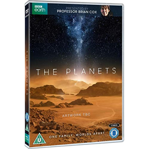 dvd sales uk the planets [bbc earth] on dvd