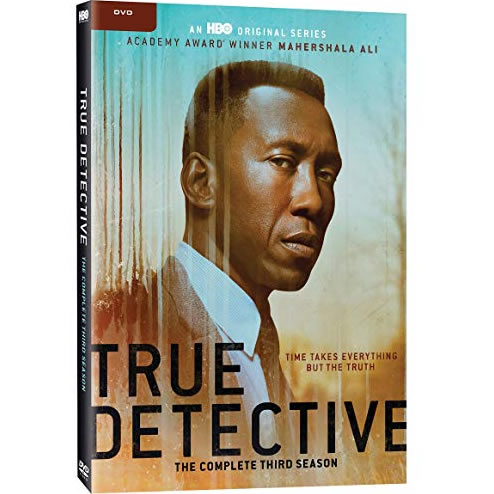 DVD sales uk true detective season 3