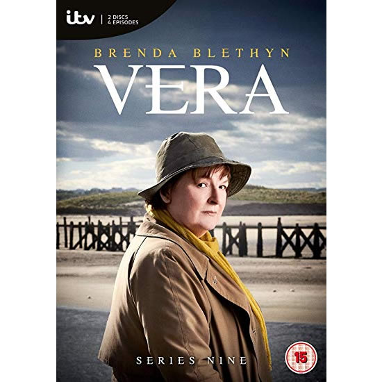 DVD sales uk vera season 9