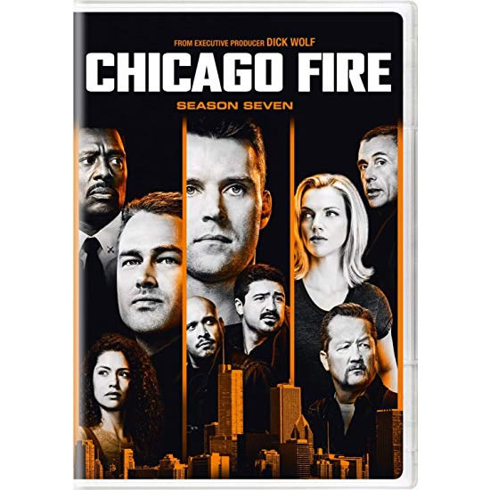 DVD sales uk chicago fire season 7