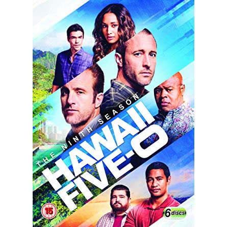DVD sales uk hawaii five-0 season 9
