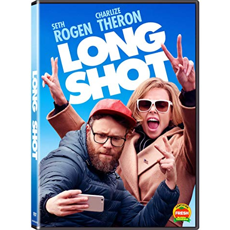 dvd sales uk long shot on dvd