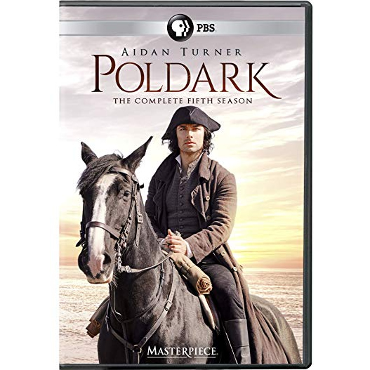 DVD sales uk masterpiece: poldark season 5