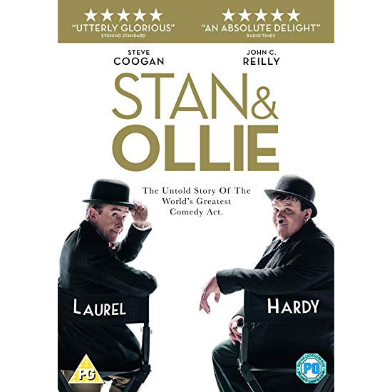 dvd sales uk stan and ollie 2019 on dvd