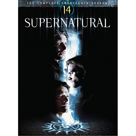DVD sales uk supernatural season 14
