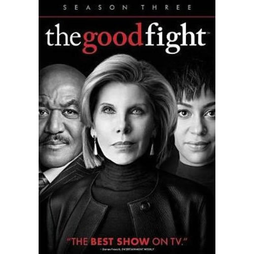 DVD sales uk the good fight season 3