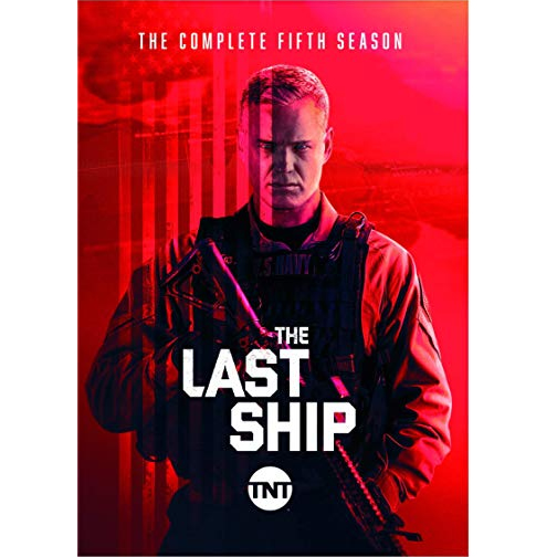 DVD sales uk the last ship season 5