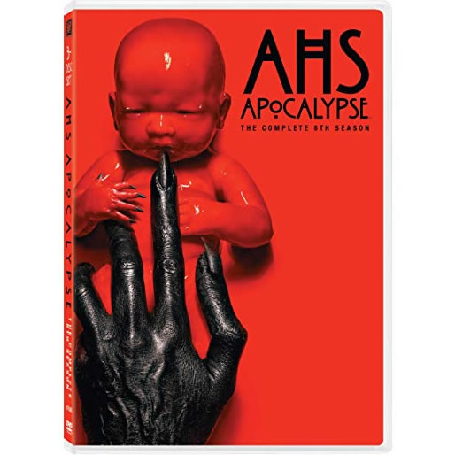 DVD sales uk american horror story apocalypse season 8
