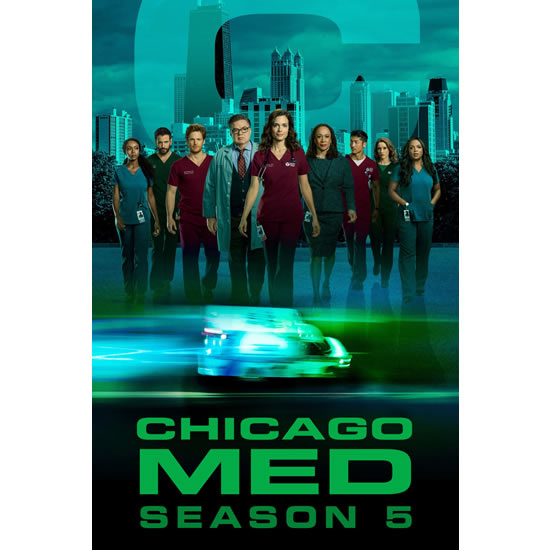 DVD sales uk chicago med season 5
