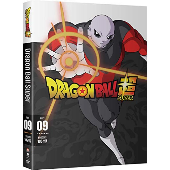 dvd sales uk dragon ball super: part nine complete series DVD box set