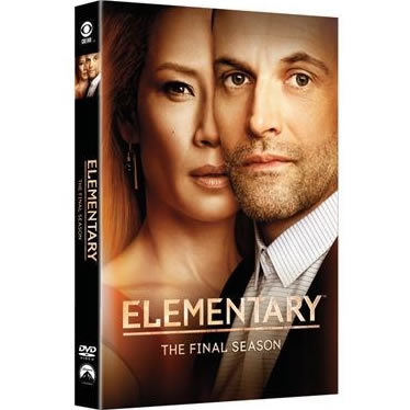 DVD sales uk elementary season 7