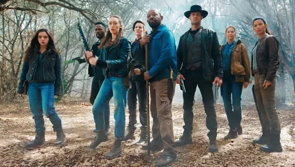 Fear the Walking Dead 5 Showrunners Promise 'a big change coming'
