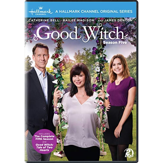 DVD sales uk good witch season 5