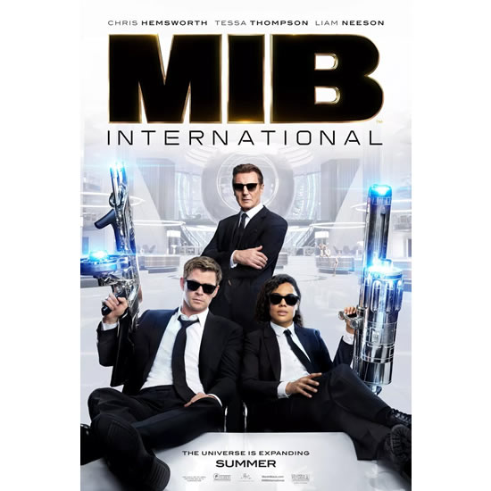 dvd sales uk men in black: international complete series DVD box set