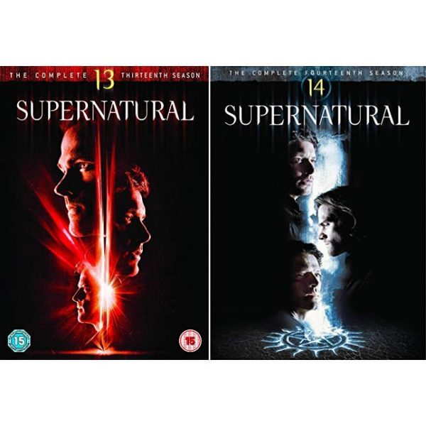 DVD sales uk supernatural season 13-14