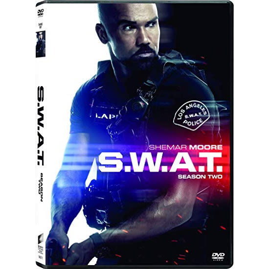 DVD sales uk swat season 2