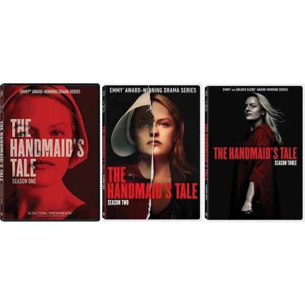 The Handmaid S Tale Complete Series 1 3 Dvd For Sale Buy Dvds Online In Uk For The Latest Release At Cheap Price