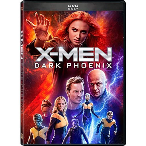 dvd sales uk x-men dark phoenix complete series DVD box set