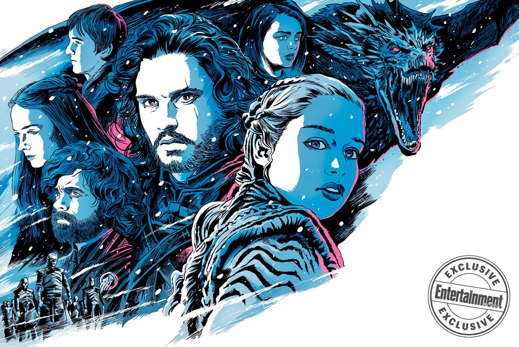 Game of Thrones Season 8 Exclusive Report on the Epic