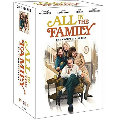 All in The Family - Complete Series DVD For Sale