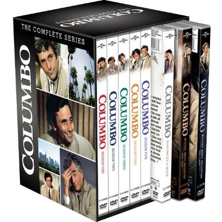 Columbo - Complete Series DVD For Sale