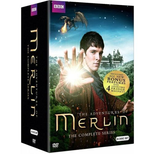 Merlin - Complete Series DVD For Sale