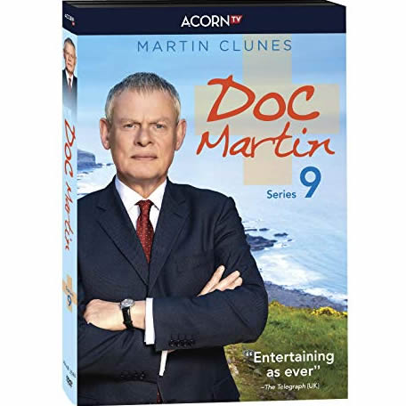 Doc Martin Season 9 DVD For Sale in UK
