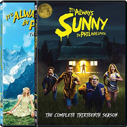 It's Always Sunny in Philadelphia: Complete Series 12-13 DVD For Sale