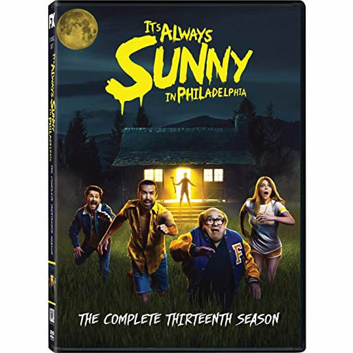 It's Always Sunny in Philadelphia Season 13 DVD For Sale in UK