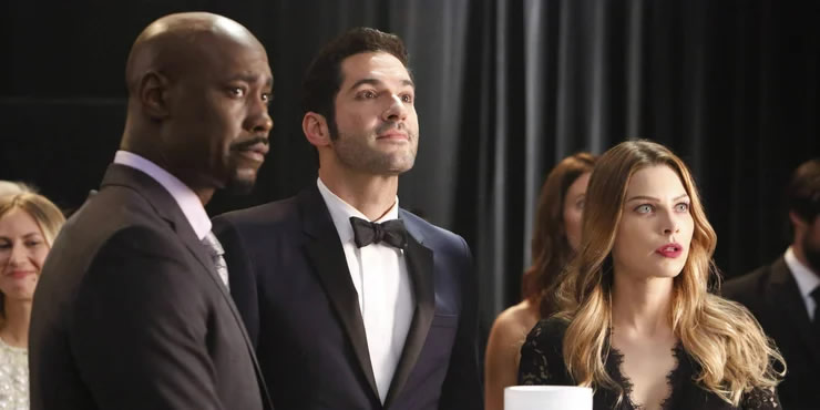 Lucifer: Amenadiel & Lucy's Best Moments