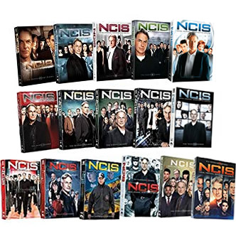 NCIS: Complete Series 1-16 DVD For Sale