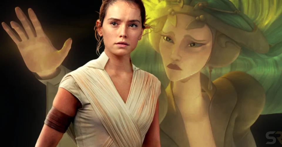 Rey's New Rise of Skywalker Power In The Clone Wars