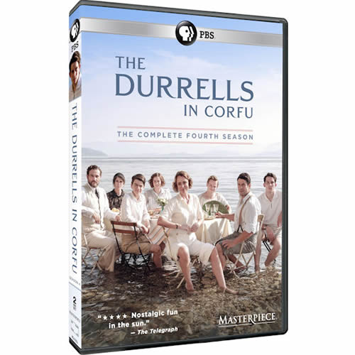 The Durrells Season 4 DVD For Sale in UK