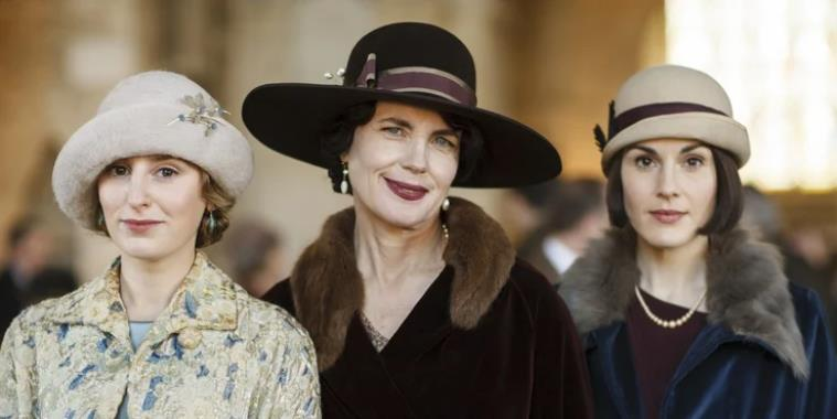 Elizabeth McGovern Interview: Downton Abbey