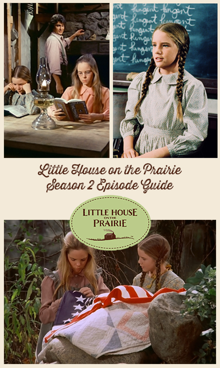 Little House On The Prairie Episode Guide – Season 2