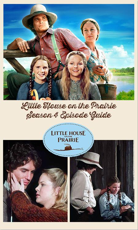 Little House On The Prairie Episode Guide – Season 4