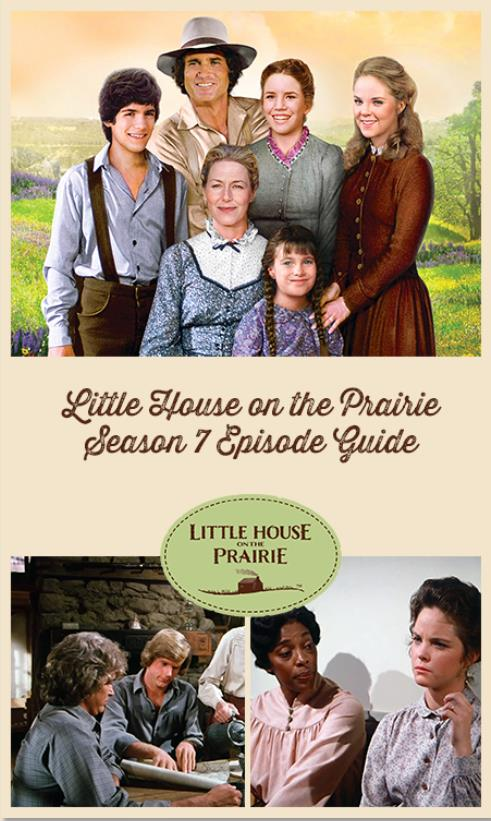 Little House On The Prairie Episode Guide – Season 7