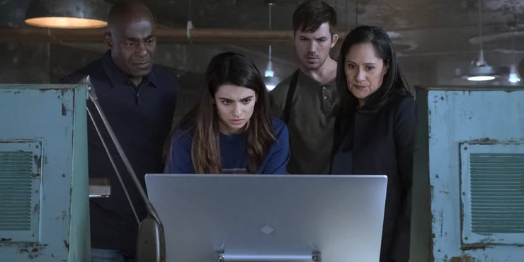 Timeless Season 2 Review