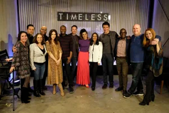 Timeless Finale: Co-Creator Shawn Ryan Talks Greatest Hero Of Time-Traveling Series