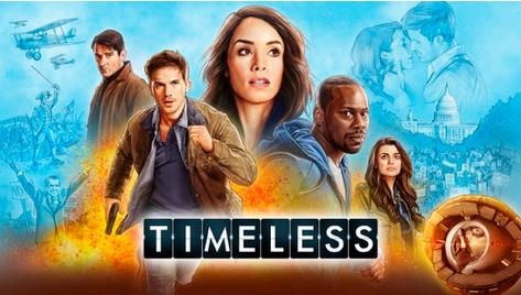 Timeless NBC Greenlights Two-Part Series Finale Of Canceled Time-Travel Series