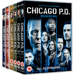 Chicago PD: Complete Series 1-6 DVD For Sale