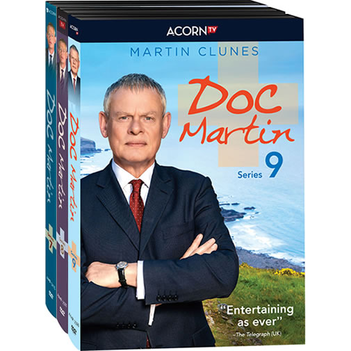 Doc Martin: Complete Series 7-9 DVD For Sale