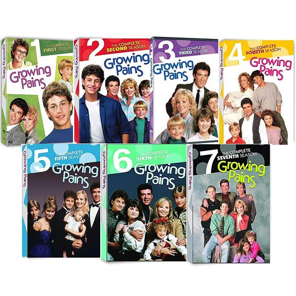 Growing Pains: Complete Series 1-7 DVD For Sale