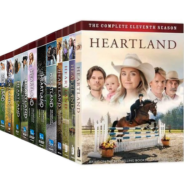 Heartland: Complete Series 1-11 DVD For Sale