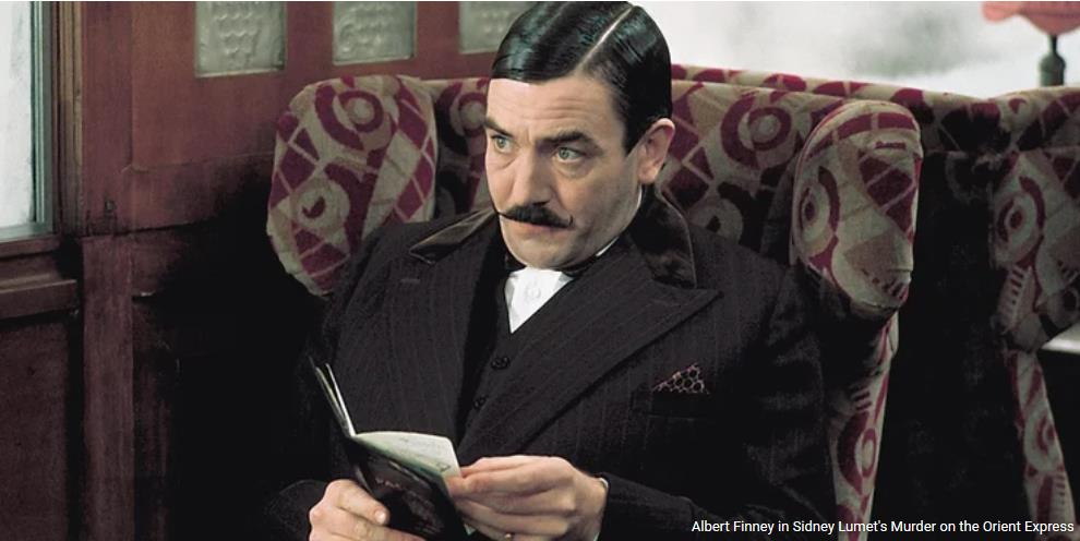 Kenneth Branagh To Play Hercule Poirot In Murder On The Orient Express