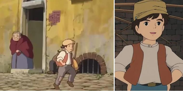 Myers-Briggs Personality Types Of Studio Ghibli Characters