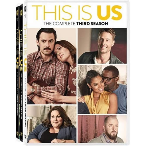 This is Us: Complete Series 1-3 DVD For Sale