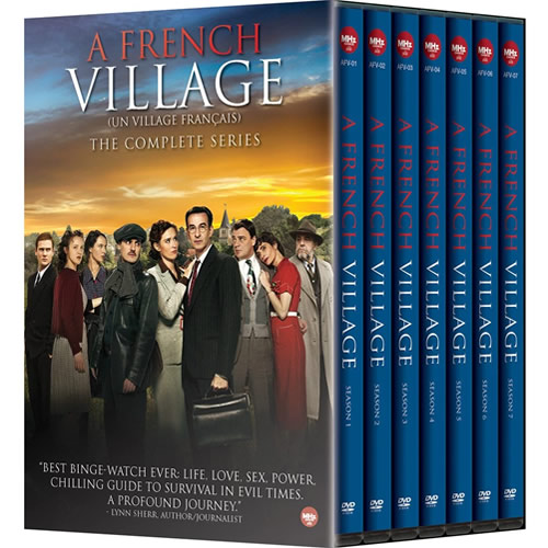 A French Village - Complete Series DVD For Sale