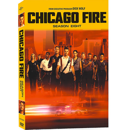 Chicago Fire Season 8 DVD For Sale in UK