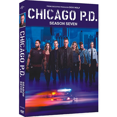 Chicago PD Season 7 DVD For Sale in UK